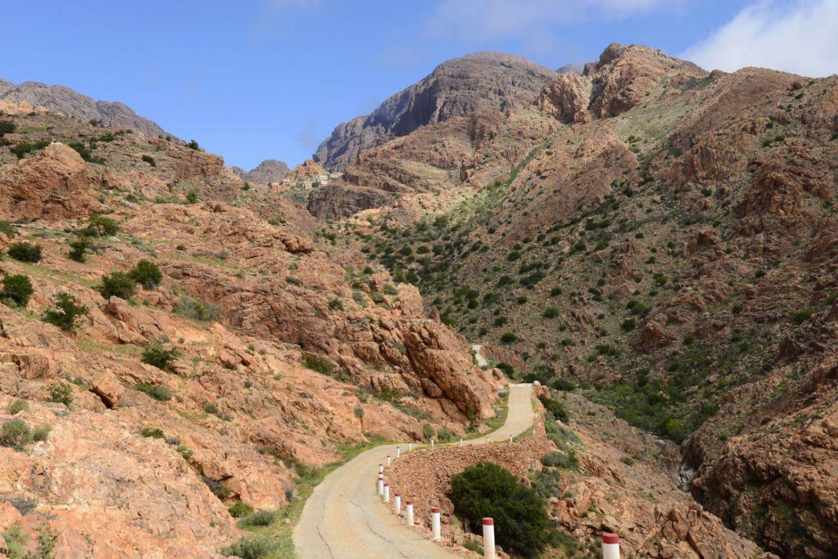 Le club Anergui Dream Team organise le 5ème Trail international de l'Atlas central