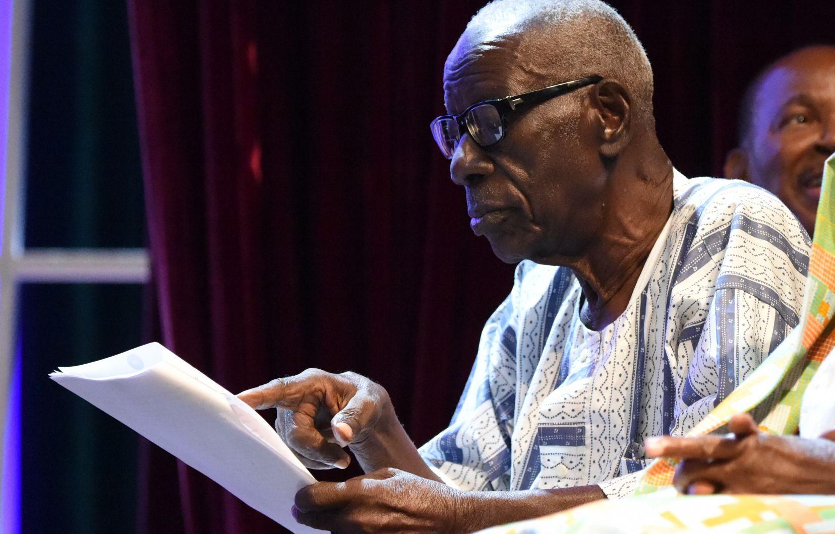 Côte d'Ivoire: Mort du célèbre écrivain ivoirien Bernard Dadié