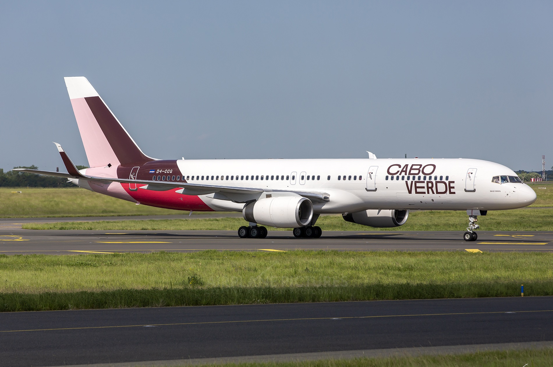 Cabo Verde Airlines remporte un prix international