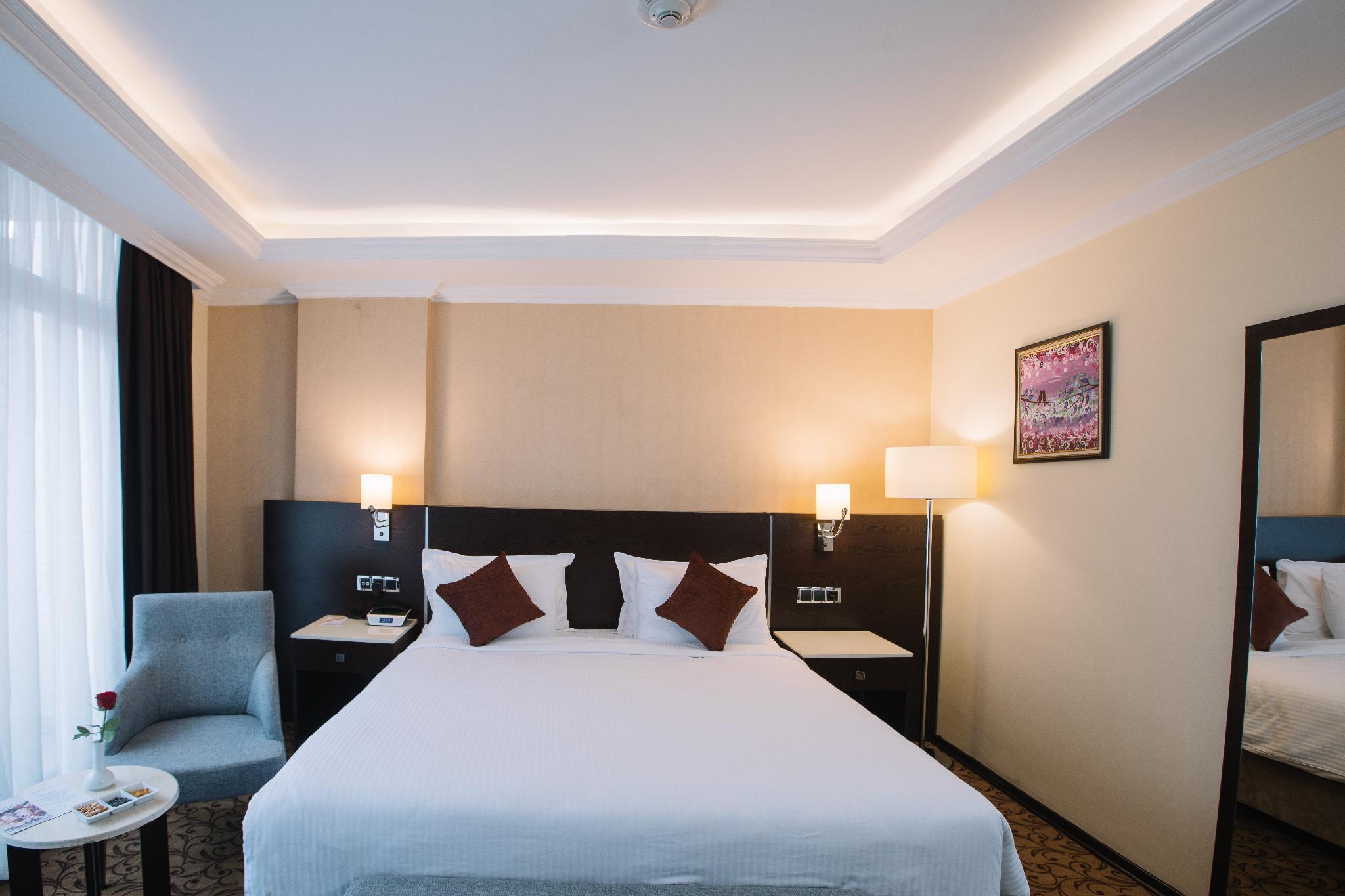 Addis-Abeba en tête du classement des chambres d'hôtel en Afrique