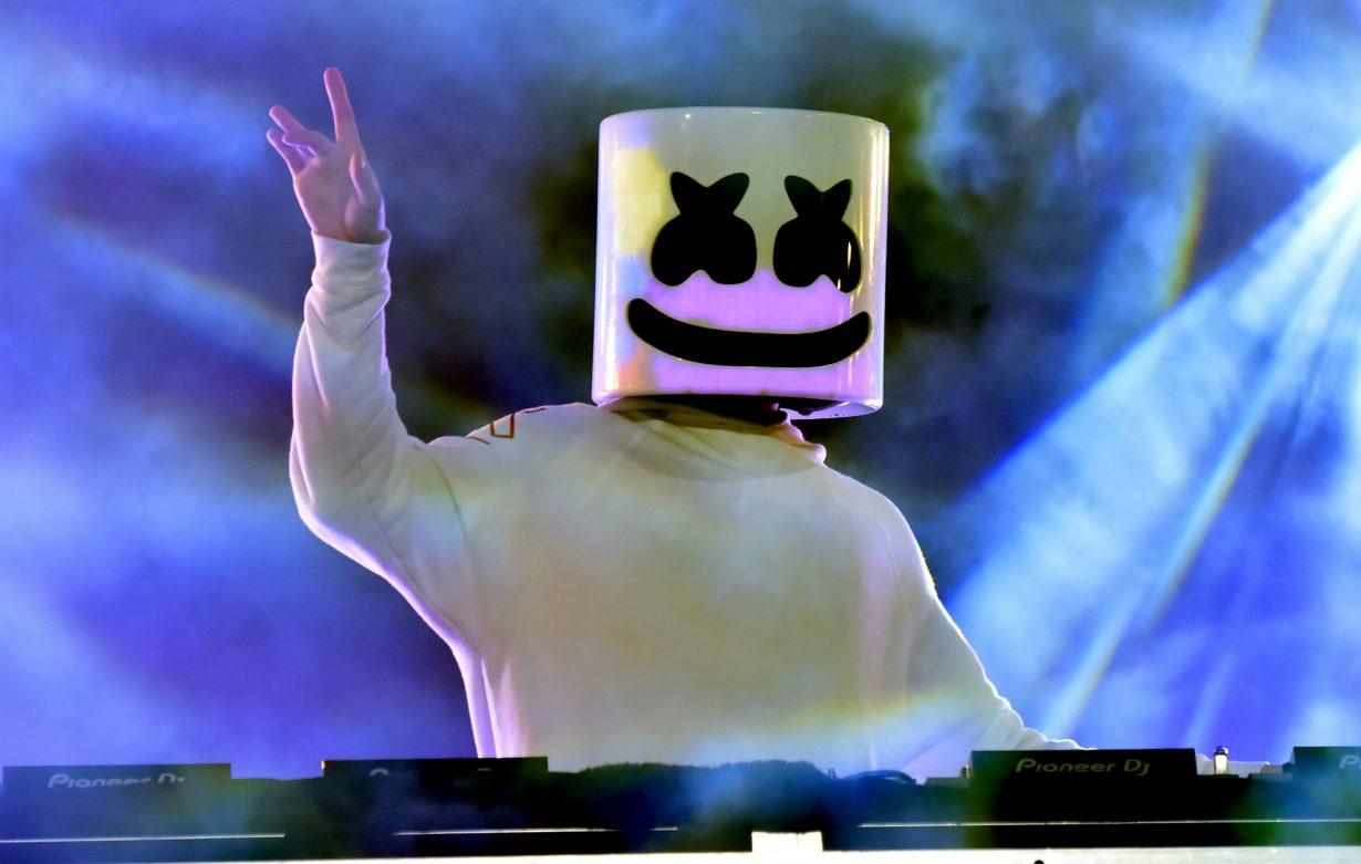 Mawazine 2019 : DJ Marshmello, le génie masqué