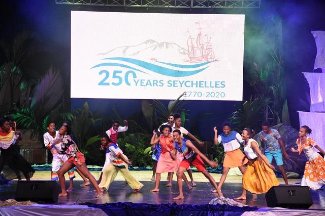 Les Seychelles entament la célébration du 250e anniversaire, qui dure toute l'année