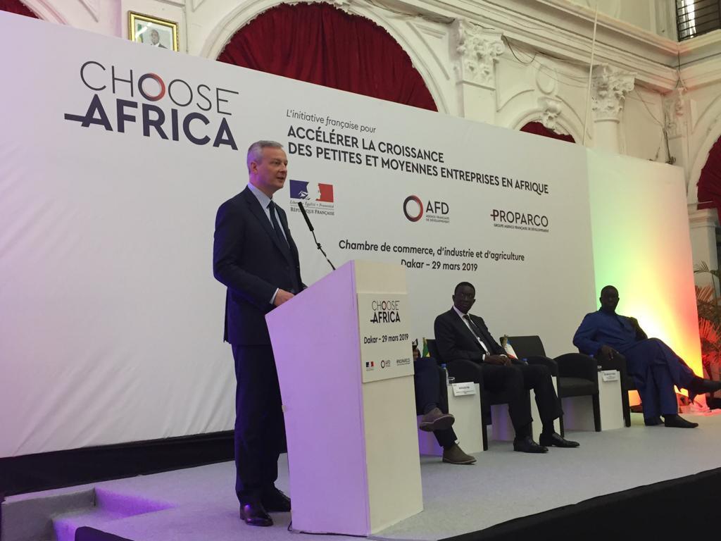 Sénégal: Lancement de l'initiative « Choose Africa »
