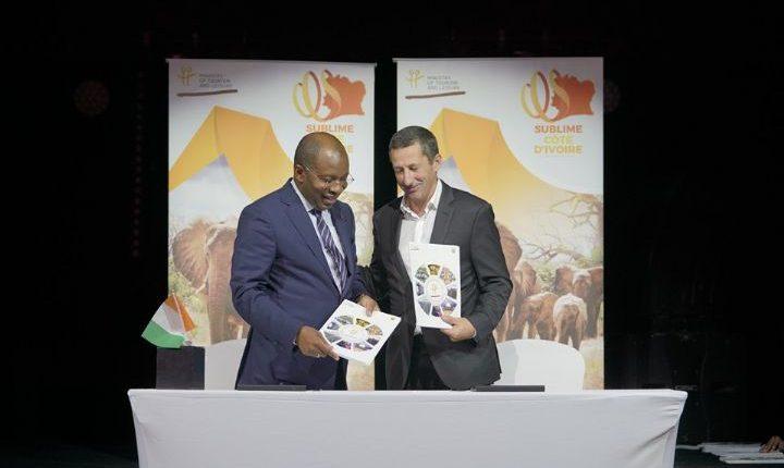 Le ministre du tourisme récolte 2500 milliards F à Dubaï pour le projet «Sublime Côte d'Ivoire»