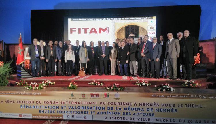 FITAM 2019 : La ville de Meknès se veut une destination touristique à part entière