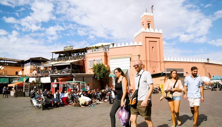 Les arrivées de touristes britanniques au Maroc en hausse de 9% à fin août 2019