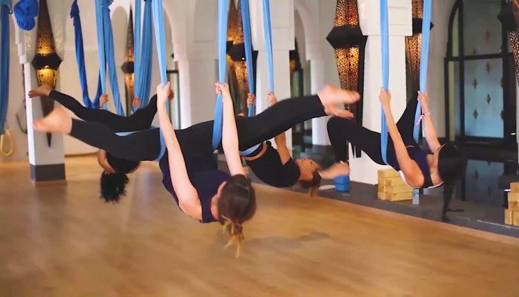 Quand l'hôtelier s'allie au spécialiste du Yoga, ça donne une pause bien-être presque forcée