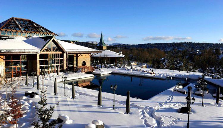 A Ifrane, tourisme et neige font bon ménage