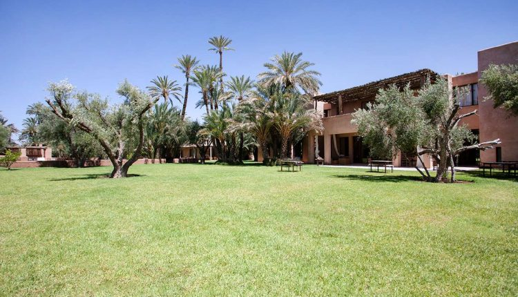 Villa Moment of Pleasure, une nouvelle adresse exclusive au cœur le la Palmeraie à Marrakech