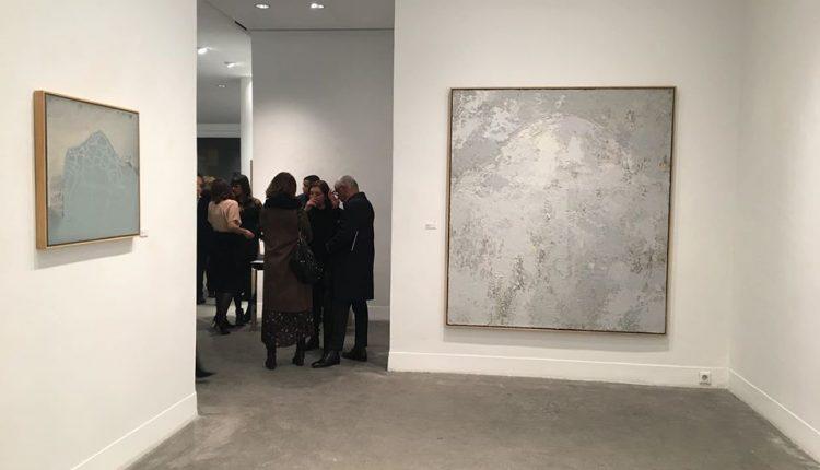 """Casablanca: Vernissage de l'exposition """"Fragments de vie"""" de l'artiste Fouad Bellamine"""