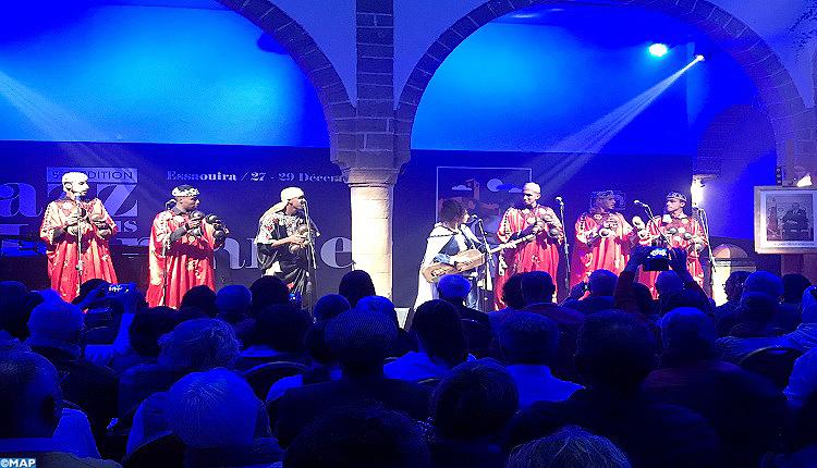Ouverture du 5è festival « Jazz sous l'Arganier »