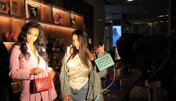 Le Barcelo Anfa Casablanca accueil le lancement du Sac Iris signé « Nadia Chellaoui »