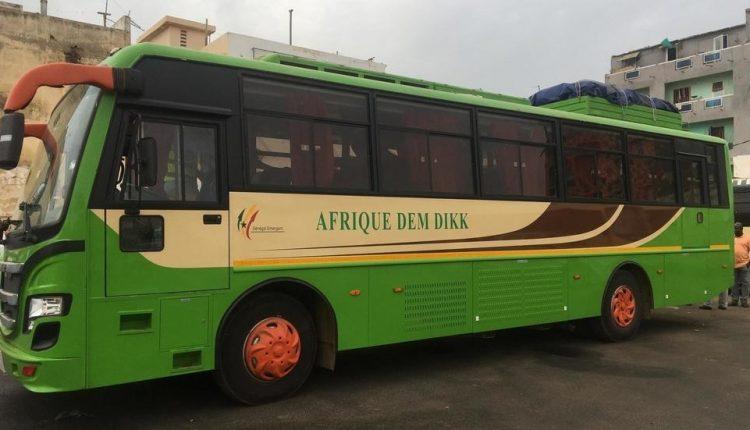 Sénégal: Dakar lance sa première ligne de bus inter-africaine