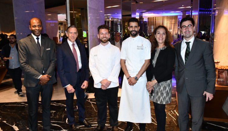 Semaine gastronomique espagnole: le Barceló Anfa Casablanca se drape des couleurs ibériques