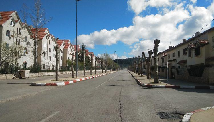 Covid-19 : un dimanche de printemps pas comme tous les autres à Ifrane