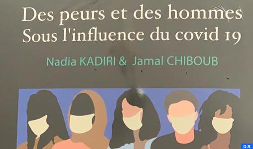 """""""Des peurs et des hommes, sous l'influence du covid-19"""", nouvel essai qui identifie les réponses psychologiques face à la pandémie"""
