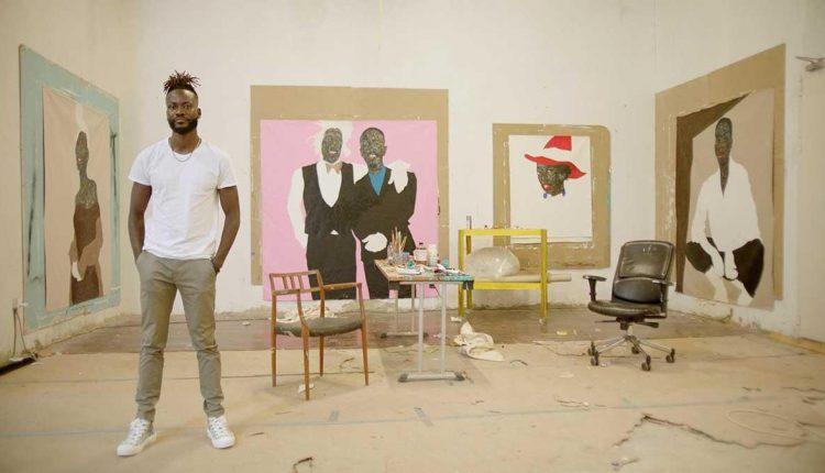 """Dior célèbre l'artiste Amoako Boafo et """"l'identité noire"""""""