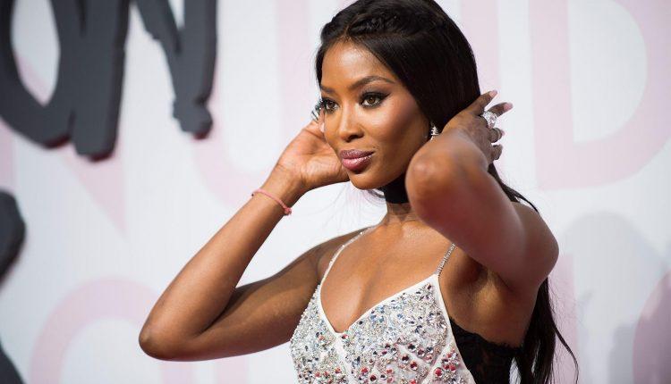 """La top model Naomi Campbell appelle la mode à """"imposer l'inclusion"""""""
