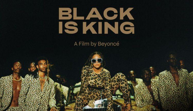 """""""Black Is King"""", le film de Beyoncé célébré, mais aussi critiqué"""