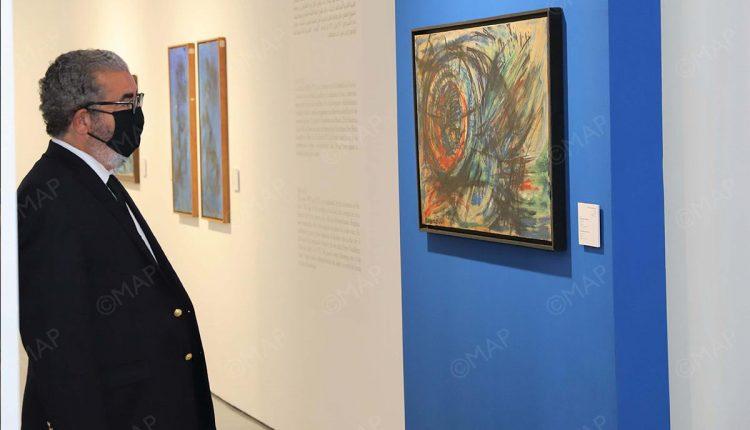 """""""Gharbaoui : L'envol des racines"""", une exposition évènement au Musée Mohammed VI d'art moderne et contemporain"""