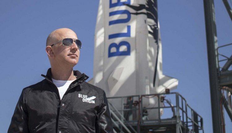 Nouveau vol d'essai réussi pour la fusée de tourisme du patron d'Amazon