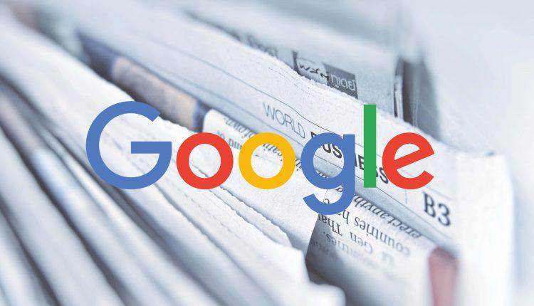 Google met sa technologie au service de la presse