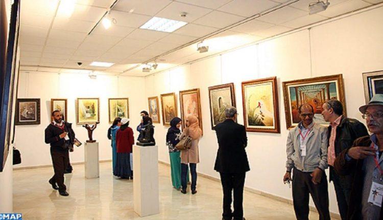 Maroc: Coup d'envoi du Salon du Maroc des arts plastiques à Fès
