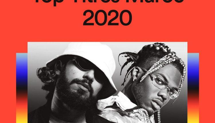 Spotify dévoile les artistes et albums les plus écoutés au Maroc en 2020