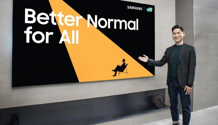 CES 2021 : Samsung présente les dernières innovations pour une « Meilleure Normalité »