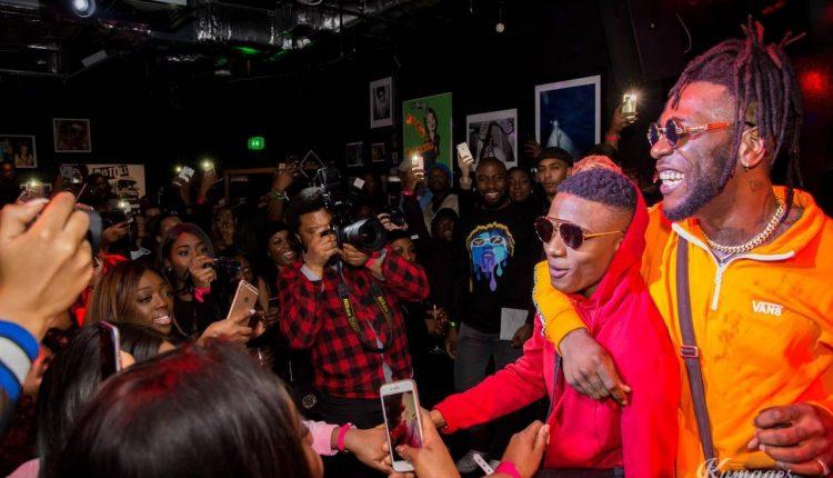 Grammy Awards: Burna Boy et Wizkid sacrés