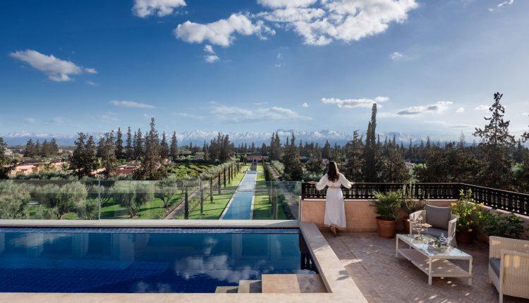 La Suite Royale de L'Oberoi, Marrakech : un art de vivre hors norme