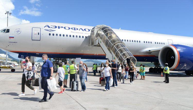 #TourismRestart: Aeroflot marque son retour aux Seychelles avec style