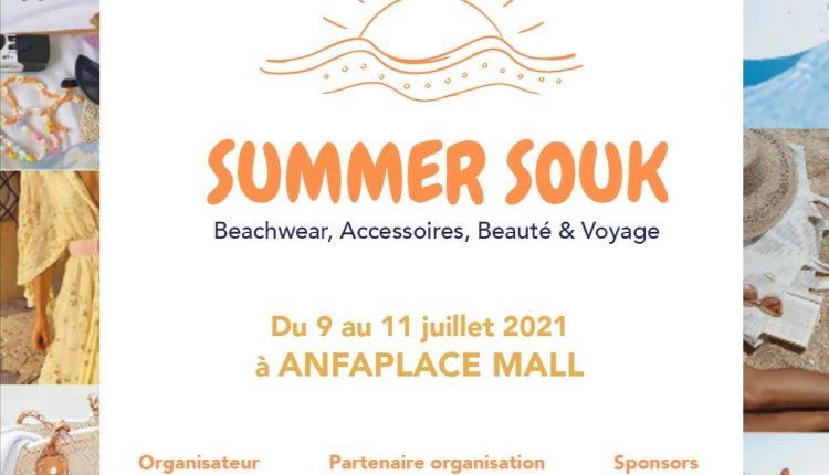 Maroc : Brand Factory organise la 1ère édition du Summer Souk 2021 à Anfaplace Mall !