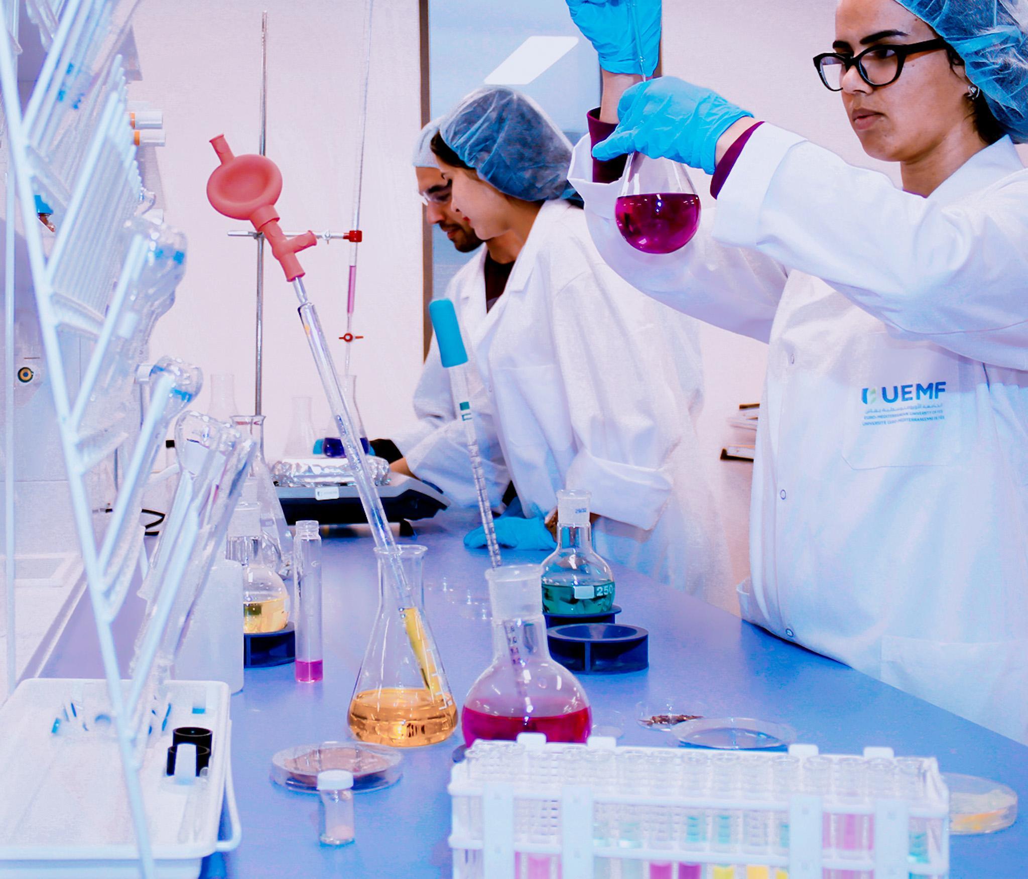 Faculté Euromed de Pharmacie
